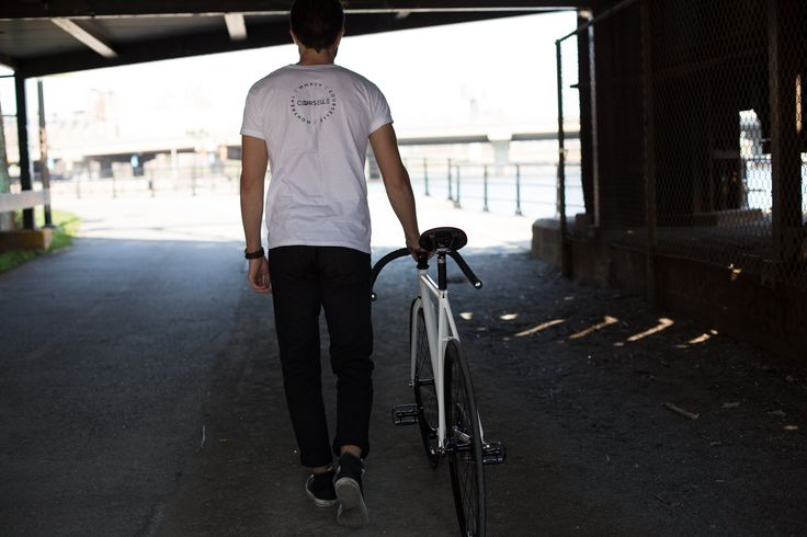 Courselle Cycles - Canal Lachine / Fixed gear / Single speed / Fixie bike