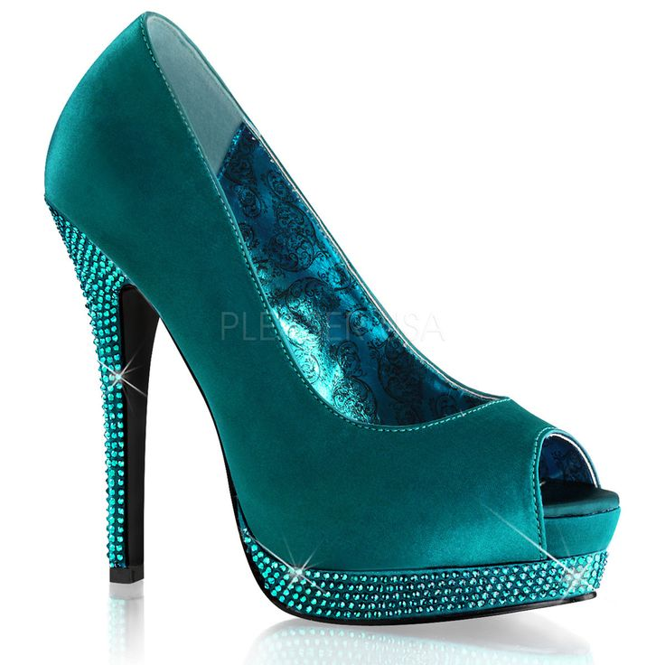 1000 ideas about teal wedding shoes on