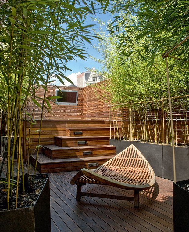 Modern House With Zen Garden And Green Roof: 25+ Best Ideas About Rooftop Terrace On Pinterest