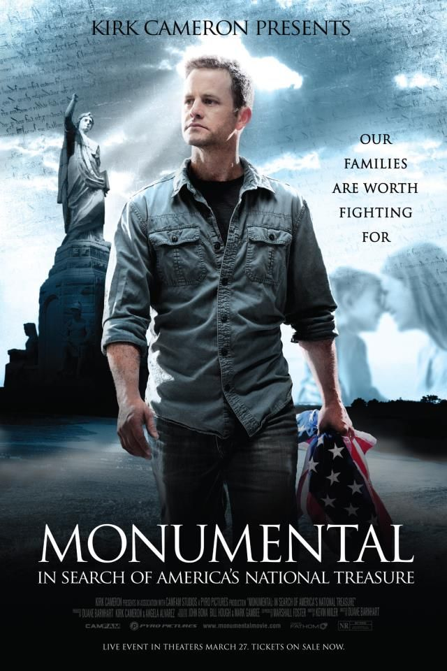 Monumental: In Search of America's National Treasure - Christian Movie/Film on DVD. http://www.christianfilmdatabase.com/review/monumental-in-search-of-americas-national-treasure/