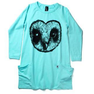 PRE ORDER Minti Heart Owl Mystery Dress