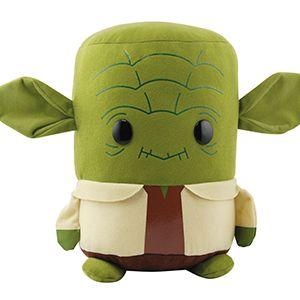 Master Yoda Plush Toys Inspired by Disney's epic space opera, Star Wars