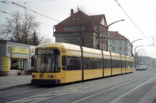 2004-11-04 Dresden Tramway Nr.2722