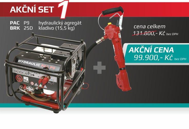AKCE - ruční hydraulické nářadí | Staves s.r.o.