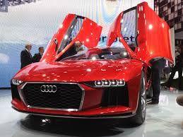 Audi Nanuk Red