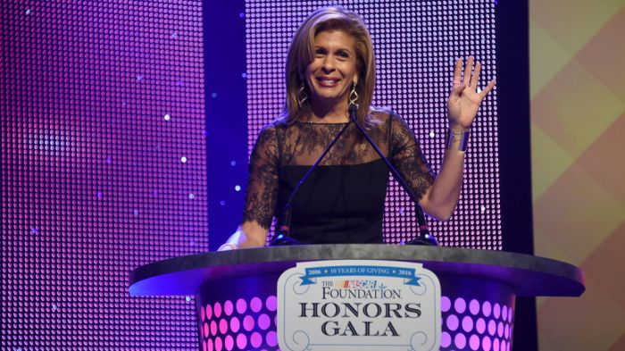"Hoda Kotb was named co-anchor of the first two hours of  NBC's venerable ""Today"" morning show, launching the program into a new era after the ouster of longtime co-host Matt Lauer…"