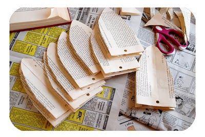 Lorajean's Magazine,: Paper decoration tutorial