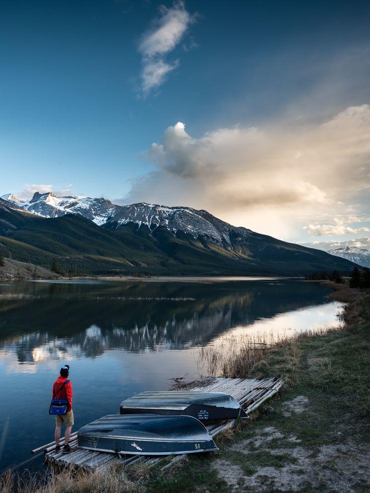 Beautiful views in Jasper, Alberta. #arcticzone