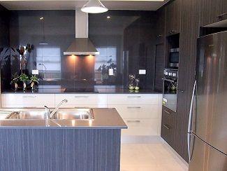 Smart Kitchen Design for Clean Lines - semble
