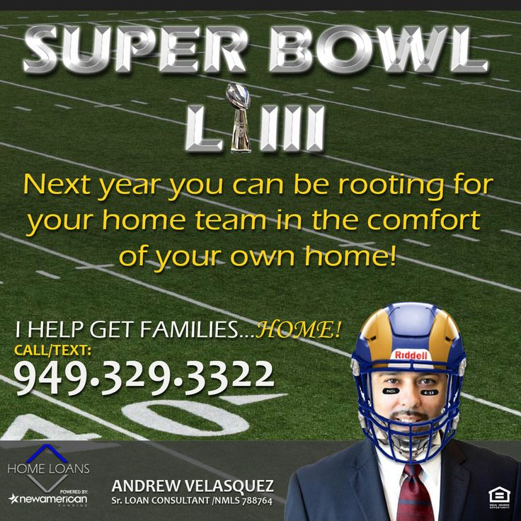 Our end zone is homeownership! in 2019 Home ownership