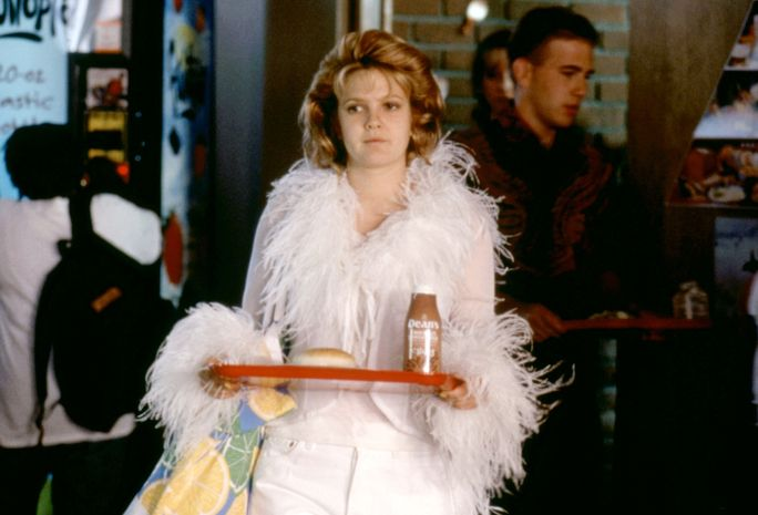 Josie Geller from Never Been Kissed