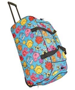 Mr men holdall! <3 Lucky enough to get this for Christmas & it's FANTASTIC!!