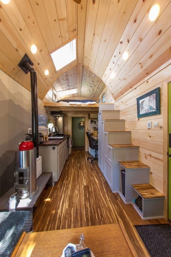 Pioneer portátil minúsculo House Foto por Aaron Lingenfielter via TinyHouseTalk-com 007