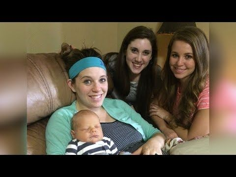 JILL DUGGAR DILLARD Welcomes Baby No. 2 after 40 hrs in labor via C Sect...