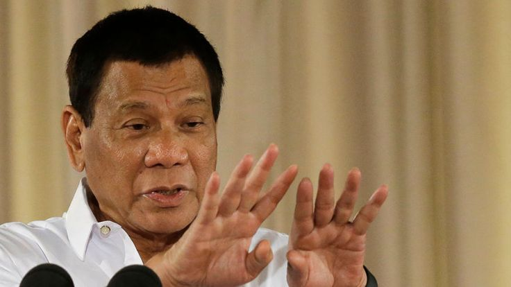 FOX NEWS: Duterte's war on drugs could put Philippines youths in harm's way critics say High school students in the Philippines will be subject to random drug tests starting in September raising safety concerns as President Rodrigo Duterte intensifies his war on drugs.