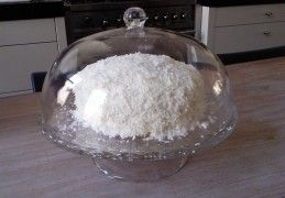 Kokos taart | Coconut cake