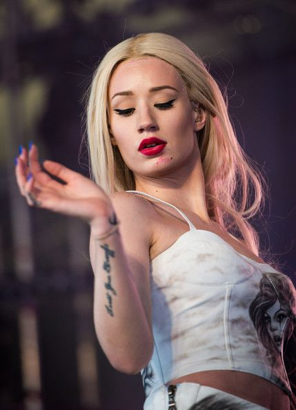 Amethyst Amelia Kelly, better known by her stage name Iggy Azalea, is an Australian rapper, songwriter, and model.