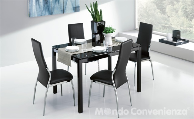 Plutone - Tavoli e sedie - Moderno - Mondo Convenienza
