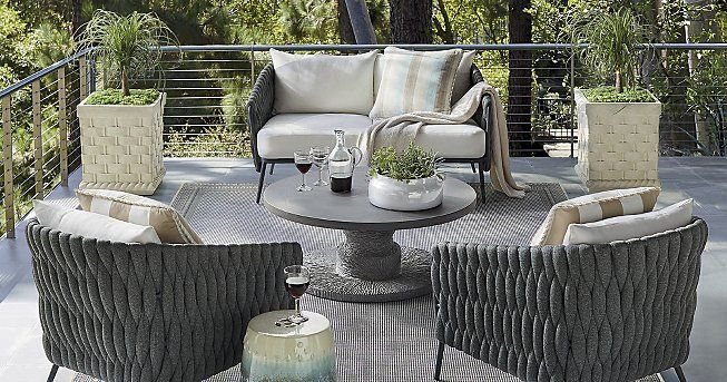 Patio Furniture Sets Frontgate, Front Gate Outdoor Furniture