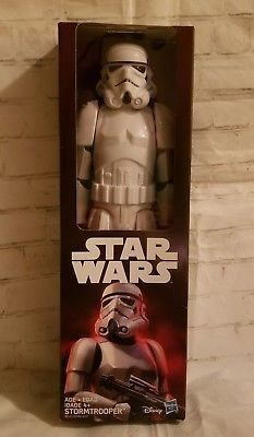 Star Wars A New Hope Stormtrooper Toy Figure New