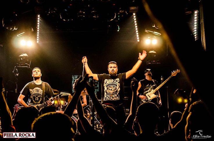 Ανταπόκριση: HEARTCORE Festival Vol. 1 (Day 1) ± Eightball 06/05/2016 #hardcore #festival #gig #live #live_review #metal