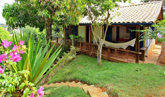 Casa com varanda. Apaixonante! ❤