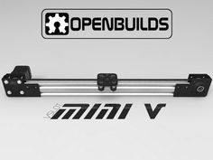 V-Slot Linear Actuators by OpenBuilds - Thingiverse