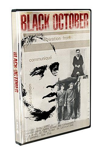 Black October DVD - the dramatic story of the FLQ Crisis of 1970.