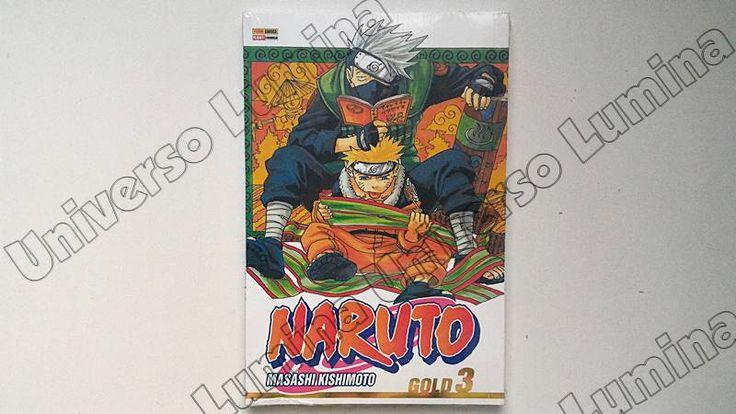 Naruto Gold vol. 03