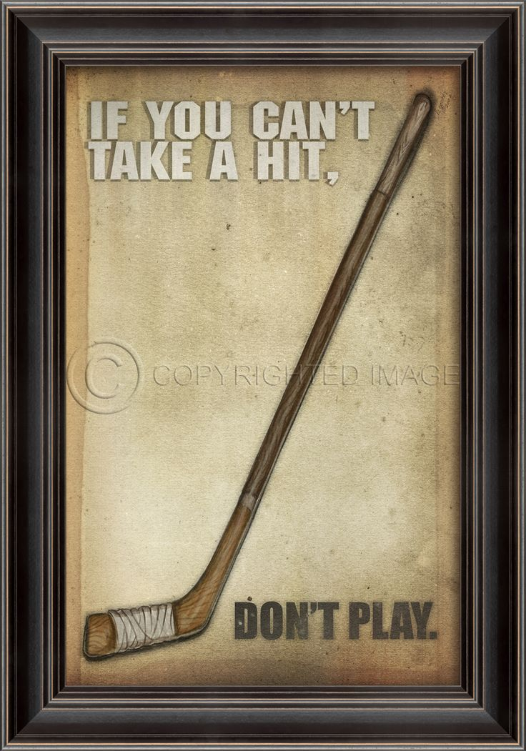 vintage hockey posters - Google Search