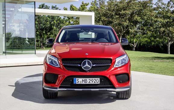 Mercedes-Benz GLE Facelift - Cargaze