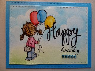 Cards by Dawn: Mask-erade Day 5 Heat Embossing