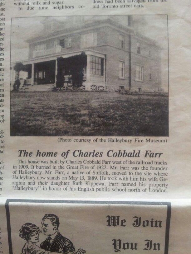 Old Haileybury news 10