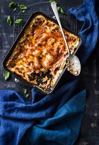 Linssilasagne | K-Ruoka #linssit #kasvisruoka #lasagne
