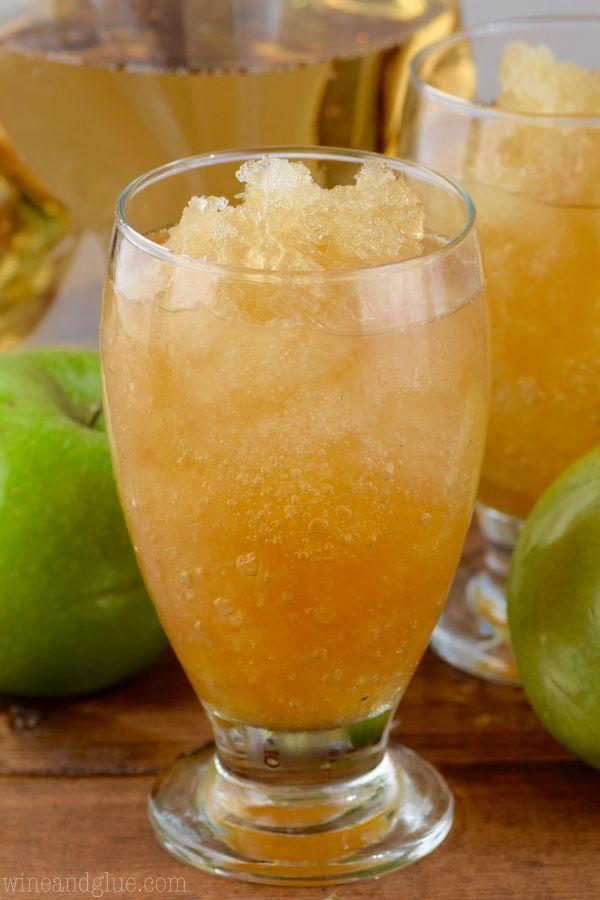 how to make brandy slush drink