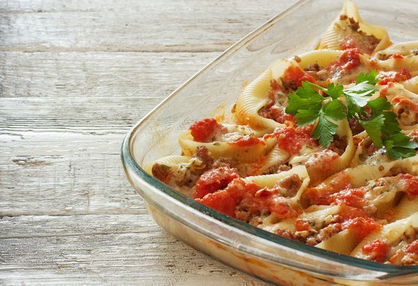 With This 5-Ingredient Scrumptious Stuffed Shell Recipe You'll Have Dinner On The Table In No Time!