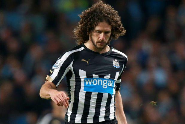 Newcastle United captain Fabricio Coloccini to miss Swansea City's visit