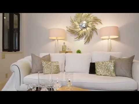 Interior Design | Transform a Room with Paint | Decorating & Painting Tips - YouTube  My favourite interior designer, Rebecca Robeson