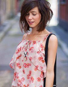 17 best ideas about Coiffure Pour Femme on Pinterest   Coiffure ...