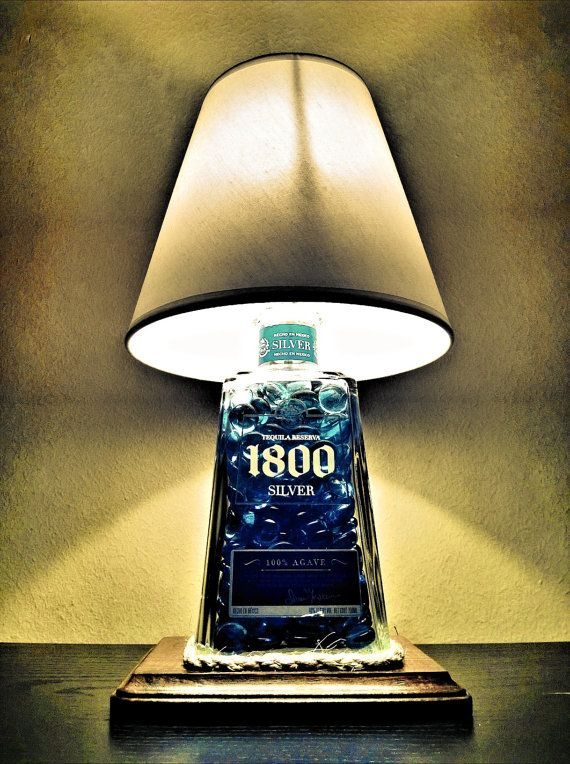 Best 25+ Liquor bottle lamps ideas on Pinterest | Bottle ...