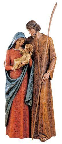Holy Family figurine - from ChurchSupplyWarehouse