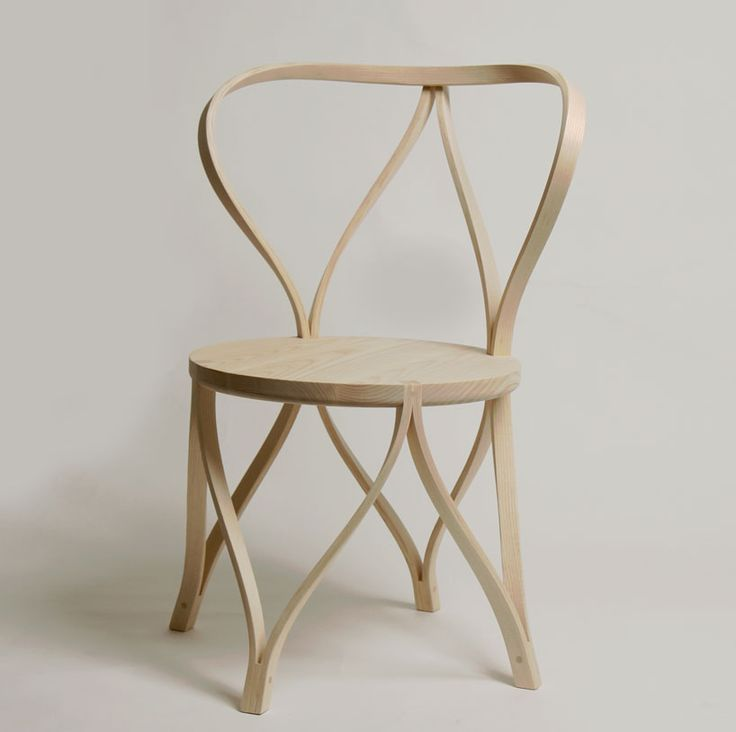 Dohoon Kim, Tension Bentwood Chair (2011) Images