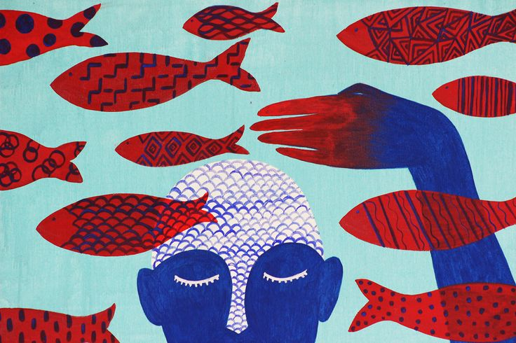 Diptych Earth - Sea on Behance