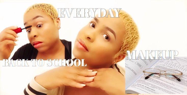 #Täglich #Licht Make-up Täglich #Make-up #Schule ALLTAG ZURÜCK ZUM SCHULMAKEUP …