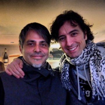 Con Andrés Pascual en Logroño #Logroño #elhaikudelaspalabrasperdidas #Eden www.unrinconsingular.blogspot.com
