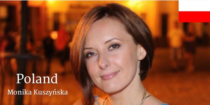 The #Eurovision Song Reviews: #Poland: Eurovision 2015 | Monika Kuszyńska