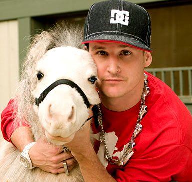 Rob and Mini Horse - Rob Dyrdek Photo (1243670) - Fanpop