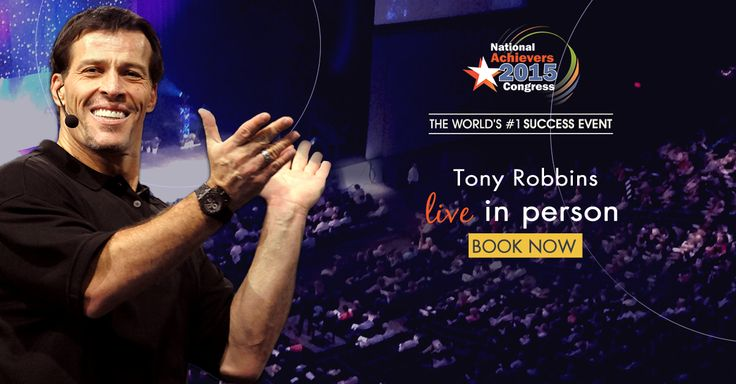 Tony Robbins live for under $100? This is rare!  Secure your ticket to the National Achievers Congress, featuring Tony and a panel of other incredibly inspiring speakers: http://bit.ly/nac_pin