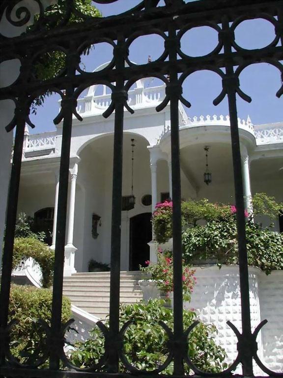 Edificio en Cartagena de Indias.