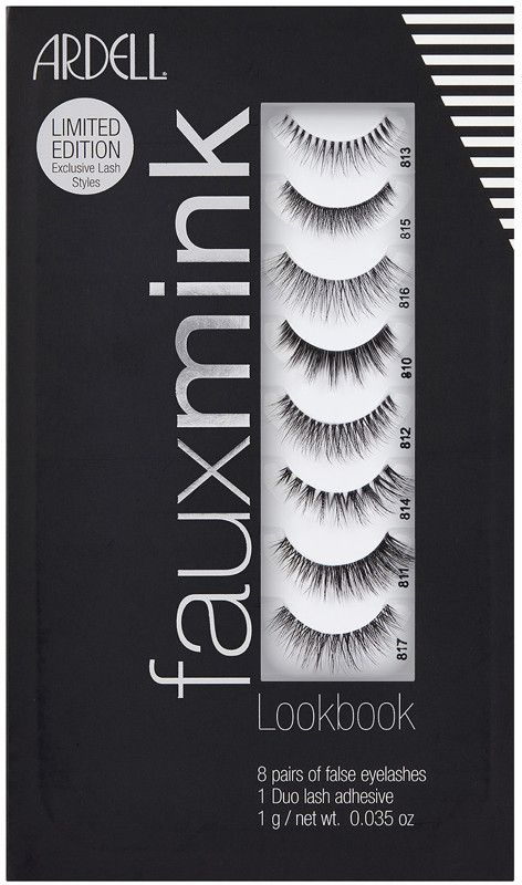 03d1b9828de Faux Mink Lash Lookbook 8 Pairs + Duo | Cosmetic Cravings | Ardell ...